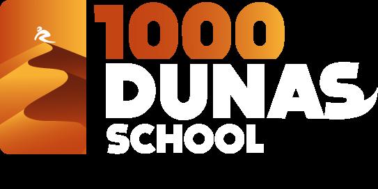 Logo 1000 Dunas School con R